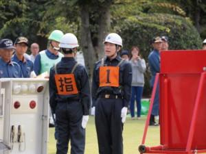 自衛消防訓練審査会①